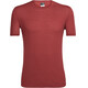 Icebreaker Zeal - T-shirt manches courtes Homme - rouge